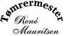 Tømrermester René Mauritsen logo