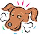 Hedvigs Hundecenter logo