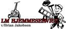 L.M. Hjemmeservice logo