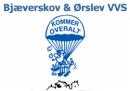 Bjæverskov & Ørslev VVS logo