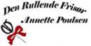 Den Rullende frisør logo