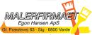 Malerfirmaet Egon Hansen ApS logo