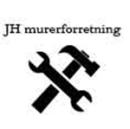 JH murerforretning logo