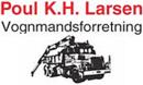 Poul K. H. Larsens Vognmandsforretning logo