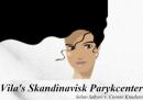 Salon Saksen Frisør & Parykmager logo