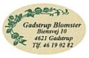 Gadstrup Blomster logo