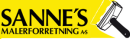 Sanne's Malerforretning A/S logo