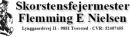 Aut. Skorstensfejermester - Flemming E. Nielsen logo