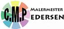Malermester CM Pedersen logo