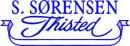 S. Sørensen - Thisted logo