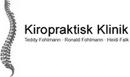 KIROPRAKTORERNE FOHLMANN & FALK logo