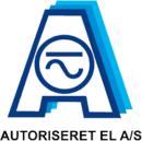 AUTORISERET EL A/S logo