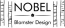 Nobel Blomster Design logo