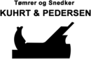 Kuhrt & Pedersen Tømrer- og snedkerforretning ApS logo