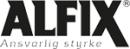 Alfix A/S logo
