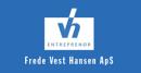 Entreprenør Frede Vest Hansen ApS logo