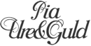 Pia Ure & Guld logo