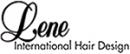 Lene International Hair Design Sæddingcentret logo