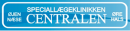 Speciallægeklinikken Centralen - Øre-næse-halslæge Kirsten Ninn-Pedersen logo