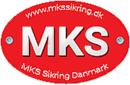 MKS Sikring Danmark logo