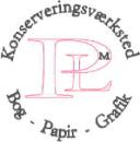 Konservator Per Michael Laursen logo