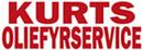 Kurts Oliefyrsservice v/ Jakob Nielsen logo