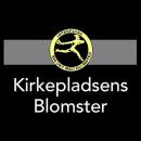 Kirkepladsens Blomster logo
