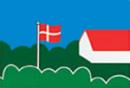 Landbrugsmægler Gunnar Jensen logo
