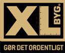 XL-BYG JA Måløv logo