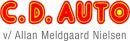 CD Auto v/ Allan Meldgaard Nielsen logo