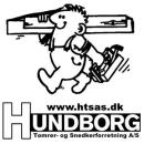 Hundborg Tømrer- og Snedkerforretning A/S logo