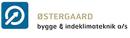 ØSTERGAARD bygge og indeklimateknik a/s logo