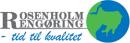 Rosenholm Rengøring logo