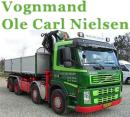 Vognmand Ole Carl Nielsen logo