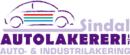 Sindal Autolakereri logo
