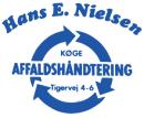 Vognmandsforretning Hans Erik Nielsen ApS logo