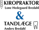 Kiropraktor & Tandlæge Lone & Anders Bredahl logo