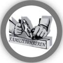Familie Tømreren logo