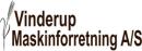 Vinderup Maskinforretning A/S logo