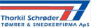 Thorkil Schrøder Tømrer- og Snedkerfirma ApS logo