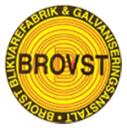 Brovst Blikvarefabrik og Varmgalvanisering logo