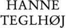 Tandlæge Hanne Teglhøj logo