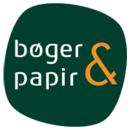 Tårnby Bøger & papir logo