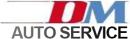 DM Auto Service logo