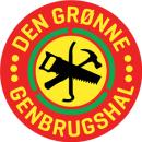 Den Grønne Genbrugshal logo