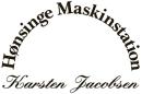 Hønsinge Maskinstation logo