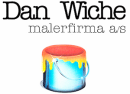 Dan Wiche Malerfirma A/S logo