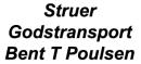 Struer Godstransport Bent T Poulsen logo
