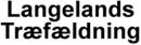 Langelands Træfældning logo