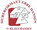 Murerfirmaet Ebbe Hansen v/ Klaus Hansen logo